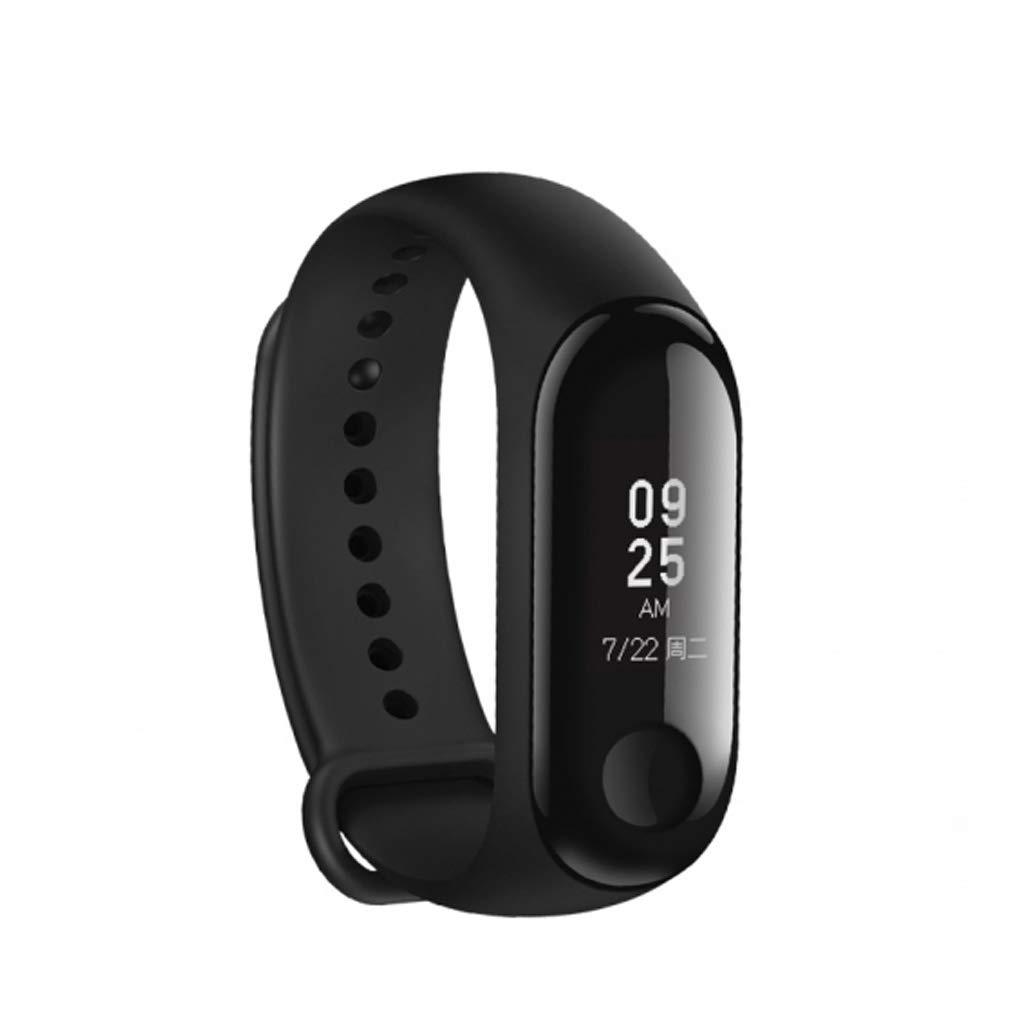 Xiaomi Mi Band 3 Wristband fitness activity tracker Black OLED £21.95 @ Amazon.co.uk