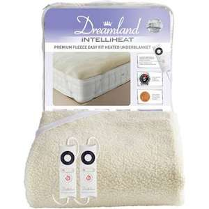 Dreamland Intelliheat Double Electric Blanket - £10 Instore @ Boots