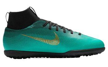 £11.94 - Nike Superflyx 6 Club CR7 Turf Football Boots Kids Size 5 £11.94 @ The GAA Store
