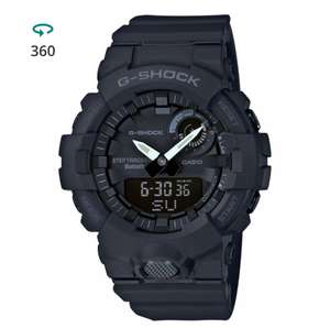 Casio G-Shock Bluetooth Enabled Watch GBA 800 - step tracker. £57.12 @ Watch Shop