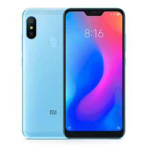 Xiaomi Redmi Note 6 Pro Global Version 6,26 inch 3GB 32GB smartphone  £123.83 at banggood