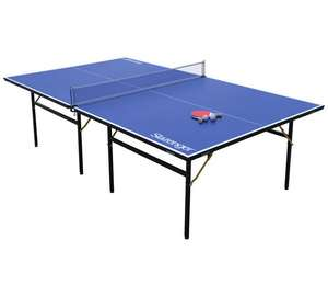 Slazenger 9ft Indoor Table Tennis Table £87.94  / Junior 3/4 Size Table Tennis Table £58.94 delivered @ Argos