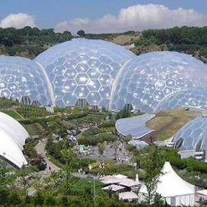 FREE Entry for Mums & Grans (when accompanied by 1 child) on Mother's Day (March 31st 2019) @ Eden Project