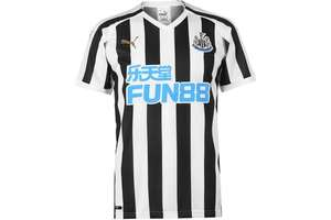 Puma 18/19 Newcastle Utd Home Shirt £20 + £4.99 p&p @ NUFC Direct