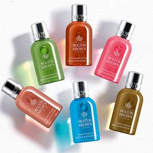 Free Standard Delivery @ Molton Brown until Sunday - Plus double up free gifts on £45+ / £75+ Spend & Free 30ml Sample + Gift Box