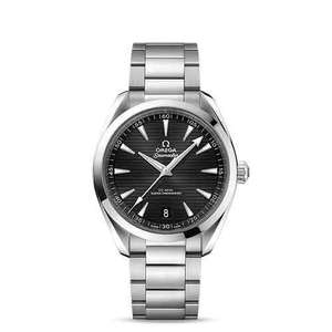 Omega Seamaster Aqua Terra Black Dial 41 mm Automatic Men's Watch, £2,650.00 @ Hugh Rice