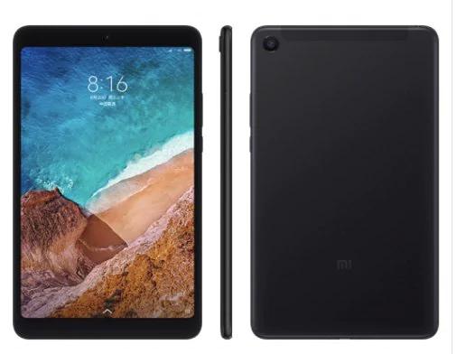 Xiaomi Mi Pad 4 4G Phablet 4GB + 64GB Black £175.56 - Gearbest