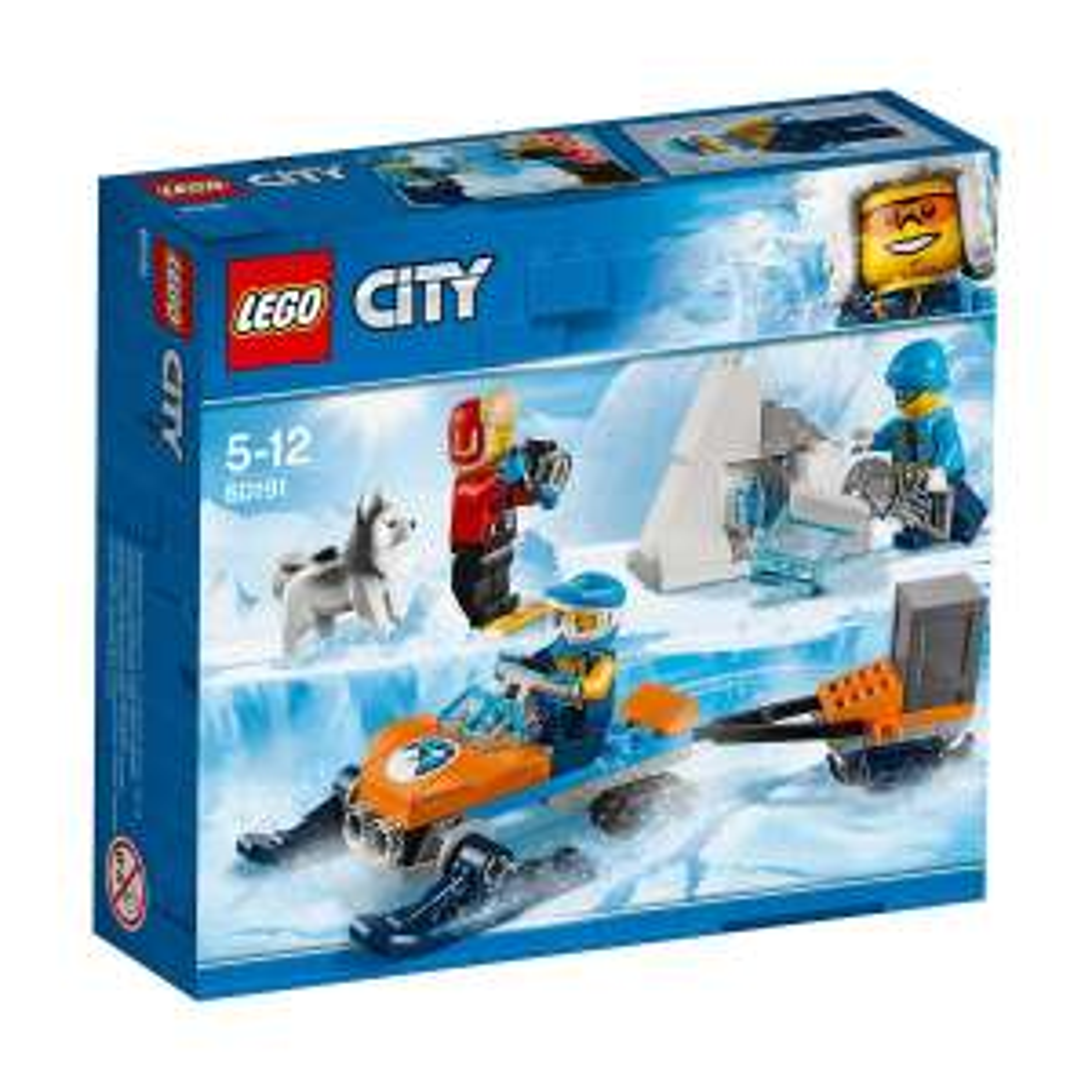 Arctic Exploration Team Lego City 60191 Tesco Liverpool - £3 instore