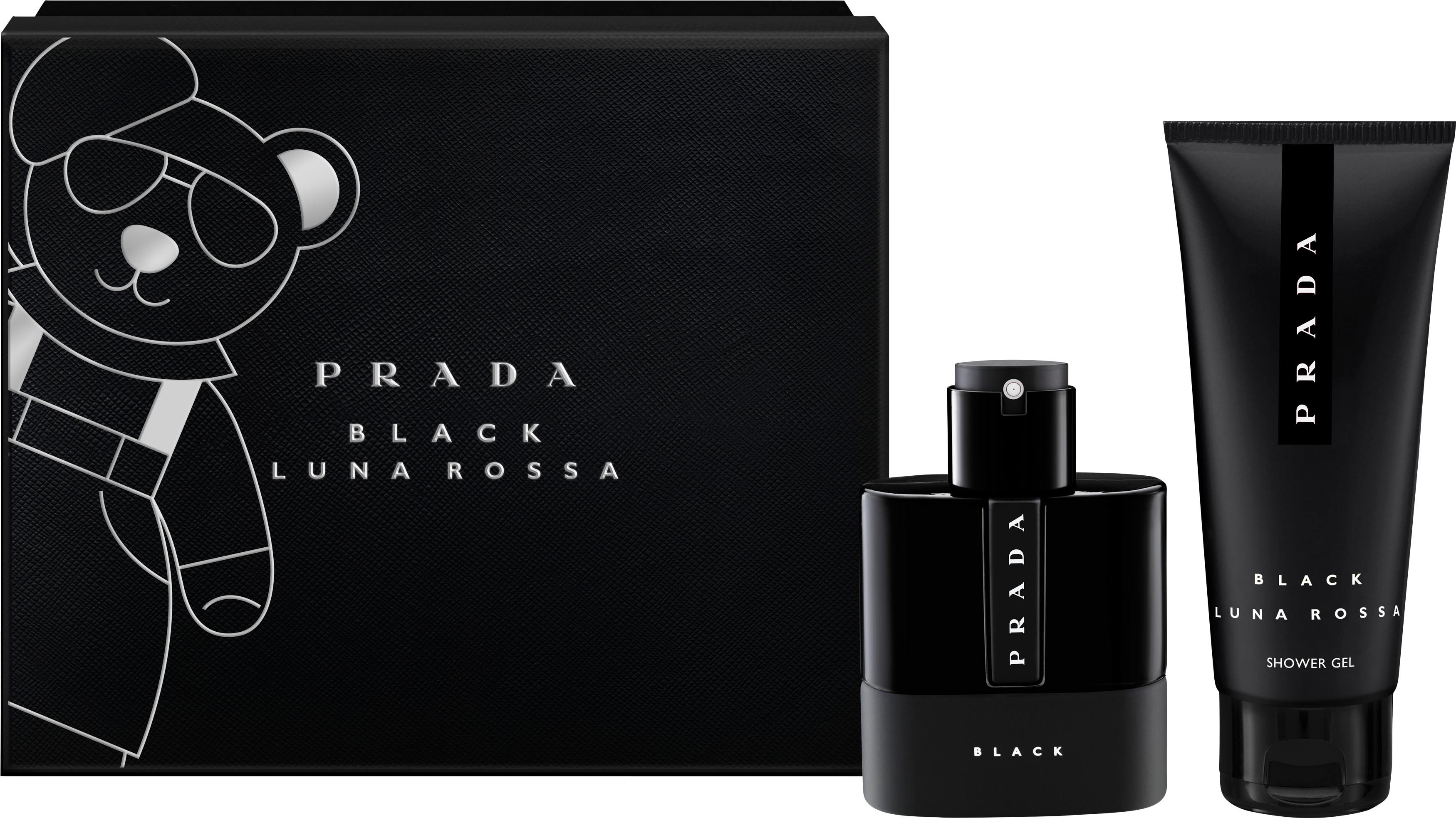 Prada Luna Rossa Black Eau de Parfum 50ml Christmas gift set £24.97  Boots free c&c