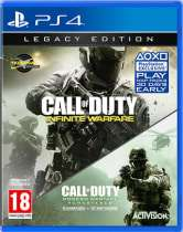 CALL OF DUTY: INFINITE WARFARE - LEGACY EDITION PS4 (new) for £3.99 Free C&C @ Game