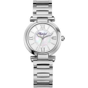 Chopard Imperiale Steel & Amethyst 29mm Automatic Women's Watch, £2,610.00 @ Hugh Rice