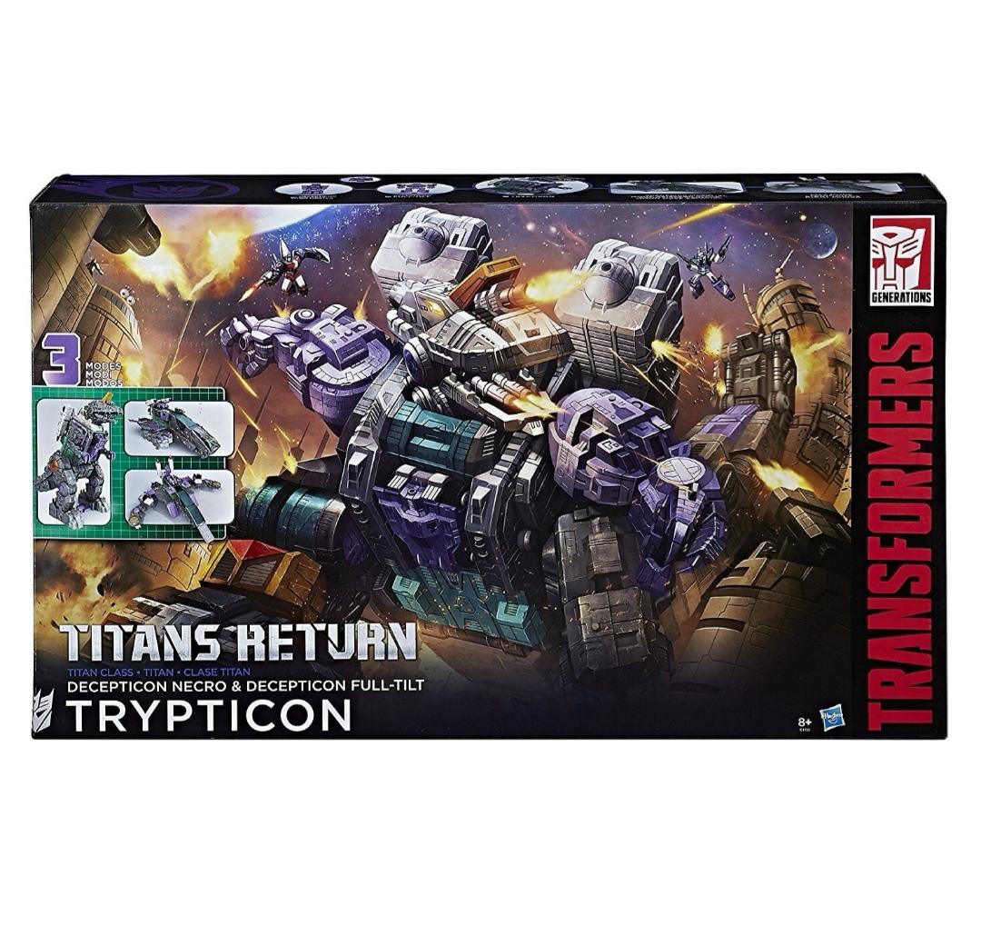 Transformers Titans Return Trypticon, Kapow Toys £69.99