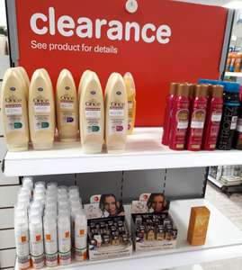 Sun Protection lotions reduced to clear instore @ Boots (Ramsgate) - £2