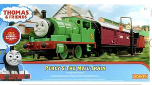 Hornby Thomas & Friends Percy and The Mail Train Set £63.50 Delivered @ RailsOfSheffield