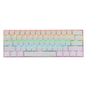 Obins Anne Pro 2 60% Mechanical Gaming Keyboard - Blue/Brown/Red Switches - Both wired or wireless via Bluetooth 4.0 - £52.17 @ Banggood