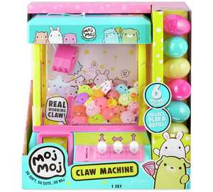 Moj moj playset claw machine Argos £17.99.