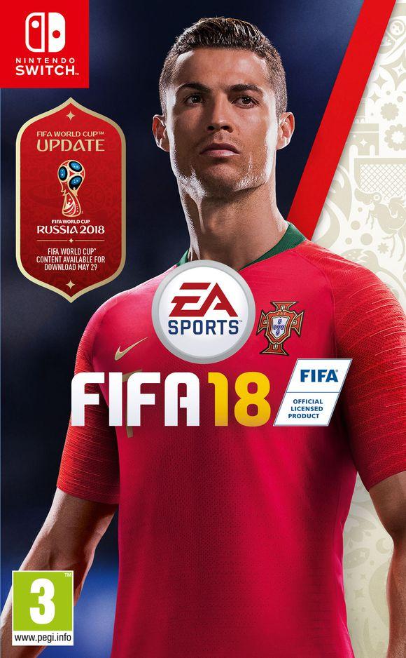 FIFA 18 - Nintendo Switch - £12.50 @ Coolshop