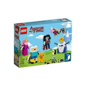 Lego Ideas Adventure Time 21308 £22.49 + £3.95 delivery at Lego