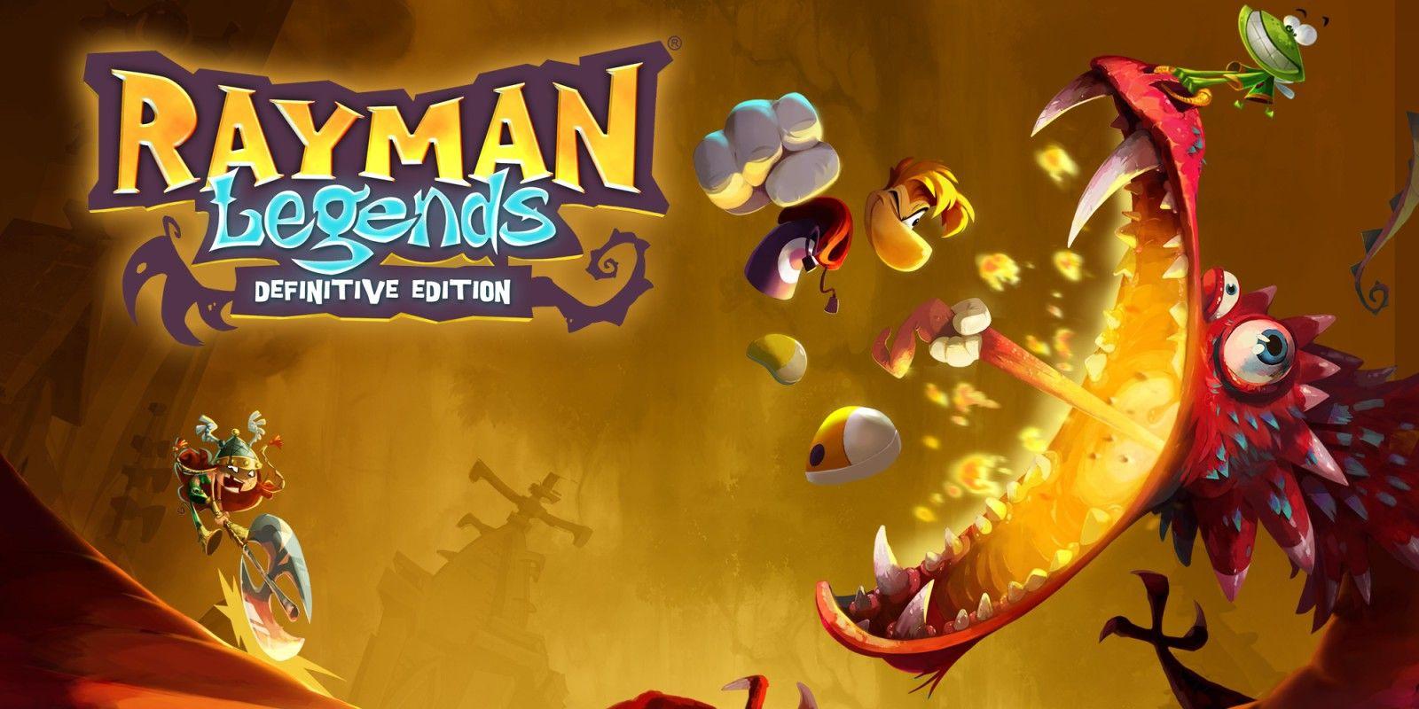 Rayman Legends: Definitive Edition (Digital) Nintendo Switch £14.99 @ Nintendo eshop