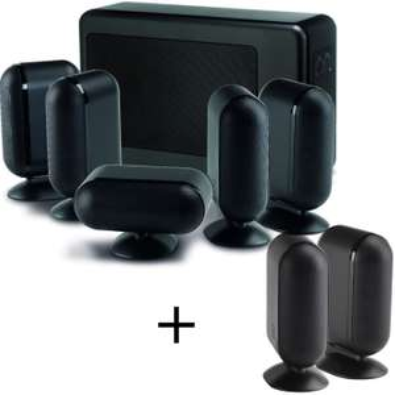 Q Acoustics 7000i 5.1 Slim + a pair of 7000LRi £649 @ Peter Tyson