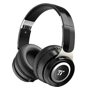 TaoTronics Wired or BT Foldable Headset - 40mm Drivers & Mic £16.99 Prime / £21.48 Non Prime Sold by Sunvalleytek-UK / Fulfilled by Amazon
