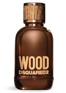 Free DSquared2 Cap with Wood Pour Homme Mens Aftershave EDT 50ml spray  £46.80 at Fragrance Shop