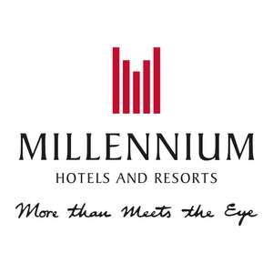 Up 30% Off in hotels + 5000 Reward points using code @ Millennium Hotels