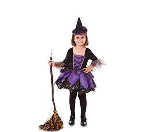 Fyasa 706467-TBB Purple Witch Fancy Dress Costume for 1 to 2 Years, Multi-Color, Small £6.98 Prime / £11.47 Non Prime @ Amazon
