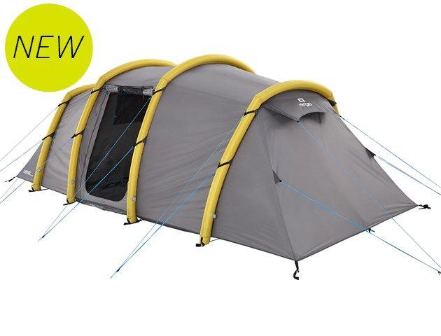 Go Outdoors Airgo Air Genus 800 Inflatable tent £299 - 10% code = £269.10 @ Go Outdoors
