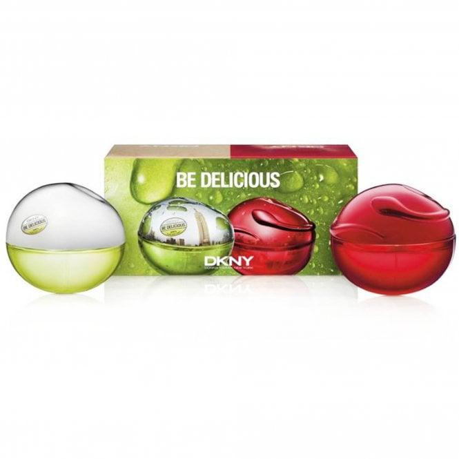 DKNY Be Tempted Eau De Parfum 30ml & Be Delicious Eau De Parfum 30ml Set  | was £70 now £30.45 including delivery (With Code) @ Beauty Base