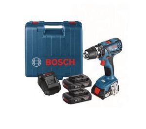 Bosch GSB18-2-LI Plus combi drill with batteries kit 2 x 1.5Ah £59.99 @ Wolseley