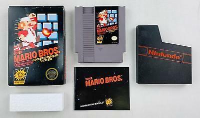 Preowned NINTENDO NES Super Mario Bros. [Boxed Retro Classic] £18 @ CeX