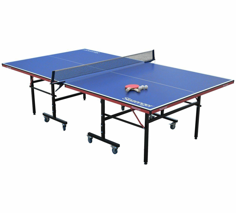 Slazenger Indoor Outdoor Table Tennis Table 163 126 94
