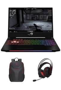 ASUS ROG GL504GS-ES111T 15.6 Inch 144 Hz 3 ms Gaming Laptop - (Black) - £1399.97 @ Amazon