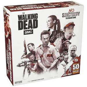 Walking Dead board game from The Works - £10