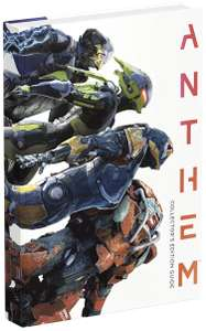 ANTHEM: Official collectors edition guide book + digital bonus. £20 reduced to £11.55 @ A Great Read