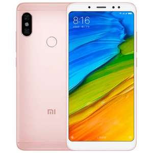 Xiaomi Redmi Note 5 4G Phablet International Version - £135.66 @ GearBest