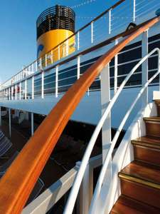 Visit Luxembourg, Marseille & Rio de Janeiro including a 17 night all Inclusive cruise from Rio to Marseille £509 @ Costa Cruises / Tap Air