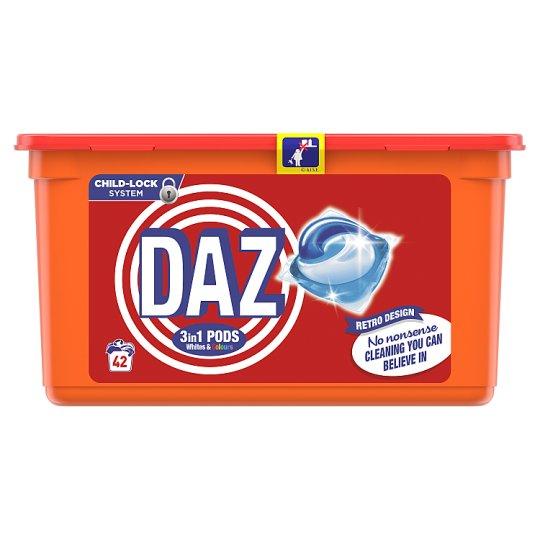 DAZ Go Pods - 42 for £4 Tesco instore/online