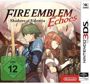 Fire Emblem Echoes (Nintendo 3DS) £20.53 delivered @ Amazon Germany