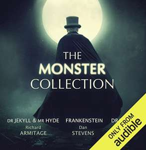 The Monster Collection Audiobook - Audible £2.99