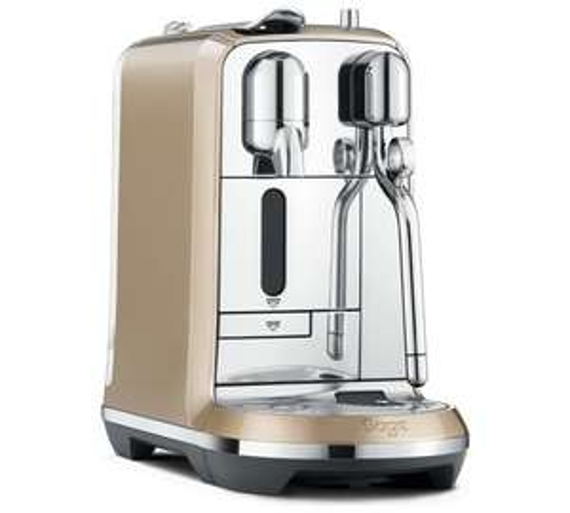 Sage Nespresso Creatista Royal Champagne Coffee Machine at Argos for £236.99