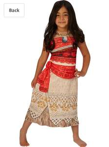 Rubie's Official Disney Moana Childs Classic Costume Large 7 - 8 years @ Amazon with Prime Med £12.30 sml £13.49 / + £4.49 non-Prime