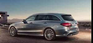NEW MERCEDES-BENZ C CLASS ESTATE C200 AMG LINE 5DR 9G-TRONIC £27,395 @ Drive the deal