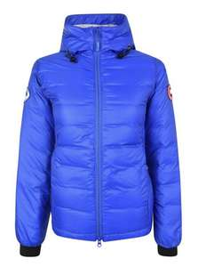 'CAMP GOOSE' CanadaGoose Jacket £569 reduced to £399 + Extra 20% off - Flannels