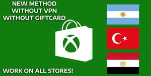 New Method: Buy from any Microsoft Store without Gift Card or VPN