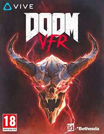 DOOM VFR PC Steam Key £6.49/£6.30 with FB code @ Cdkeys