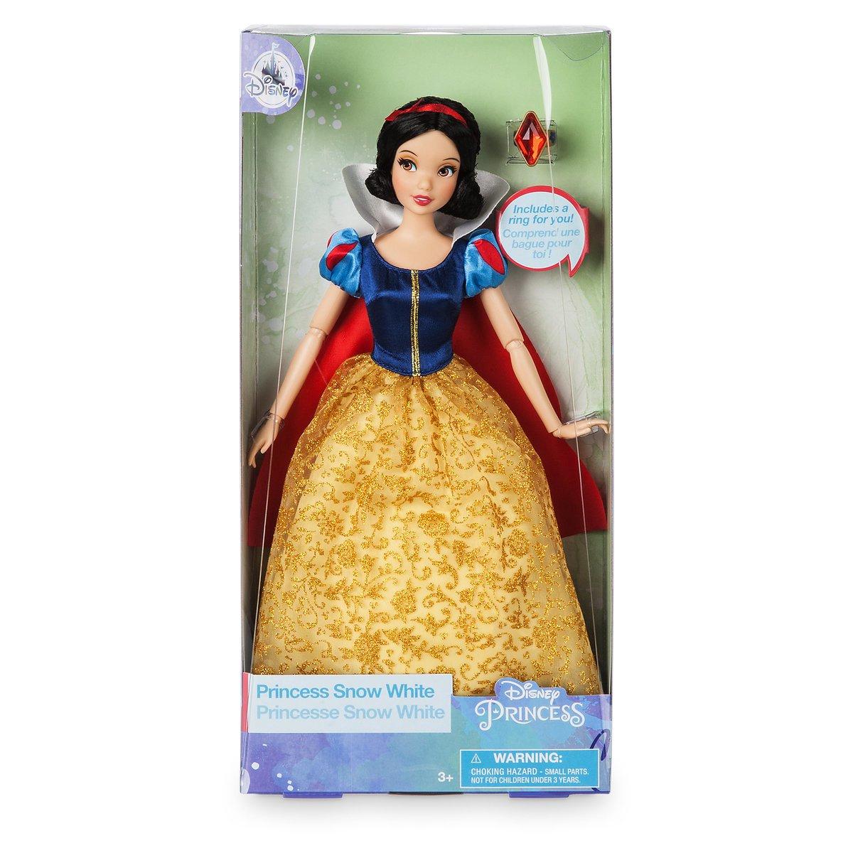 Disney Princess Classic Dolls 3 for £28 @ Disney Store
