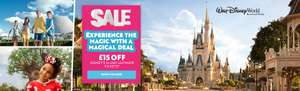 Walt Disney World Florida  - 14-Day Ultimate Ticket + Disney Fastpass+ from £380 Adult / £360 Kids (more options in the sale) at Floridatix