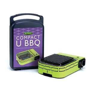 Outback U Grill Portable Gas BBQ for £9.93 @ Homebase (Free C&C)